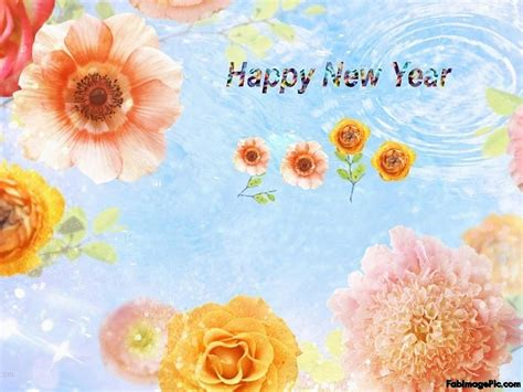 new year flower painting image new year flowers 2 happy new year high