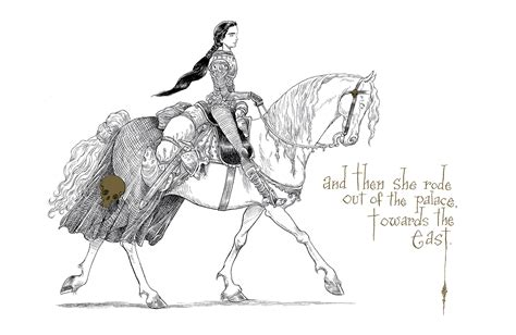 The Sleeper And The Spindle by Chris Riddell S The Sleeper And The Spindle Gallery In
