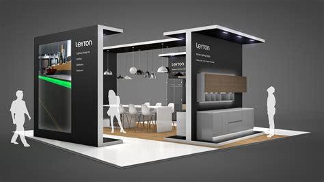 hu3d exhibition design kbb 2018 leyton lighting ford mmp