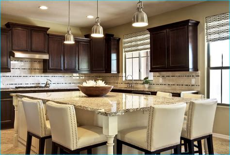 kitchen islands designs with seating kitchen island with seating for 6 photos