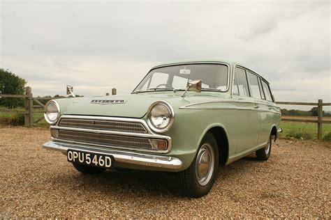 ford mk1 estate road test ford cortina mk1 deluxe estate classics world