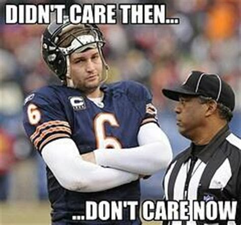 Jay Cutler Memes - media notebook dan pompei leaves tribune cutler comedy