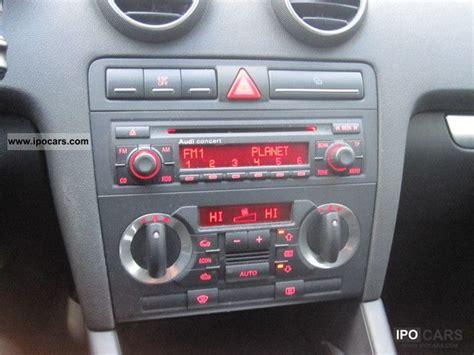 Audi A3 Sportback Radio 2005 audi a3 2 0 tdi sportback radio cd crom car