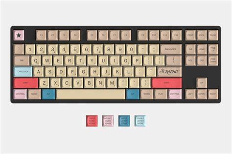 lo scrabble teclado scrabble