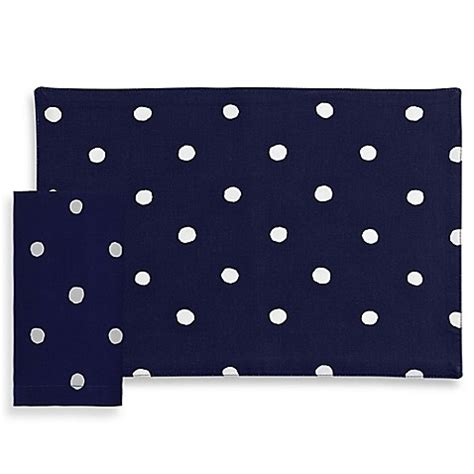 bed bath and beyond kate spade kate spade new york charlotte street placemat and napkin