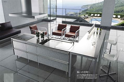 Japanese Kitchen Design Dreams Homes Interior Design Luxury Japanese Kitchens