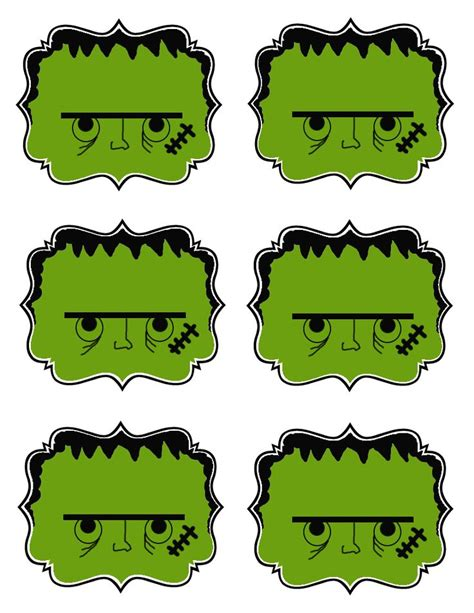 printable halloween tags 235 best free halloween printables images on pinterest