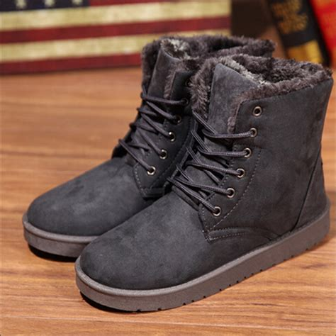 casual mens winter boots mens casual snow boots yu boots