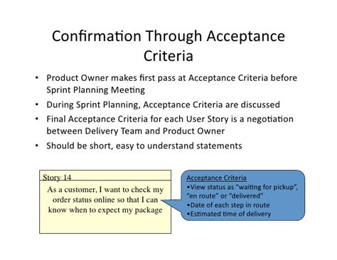 agile acceptance criteria template uw adc course 3 class 1 user stories and acceptance