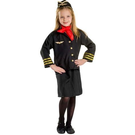 Flight Attendant Costume flight attendant costume set by dress up america ebay