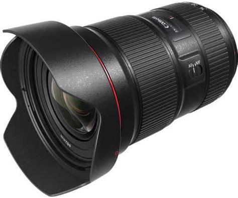 Sewa Lensa Canon Jakarta jual canon ef 16 35mm f 2 8l iii usm harga dan spesifikasi