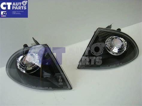 Cornerl Bmw 3 Series E46 1998 2001 Black E Berkualitas bmw 3 series e46 1998 2001 black front corner indicator