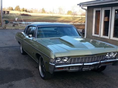 vintage ls for sale 1968 impala 8 1 ls 4l80e classic chevrolet impala 1968