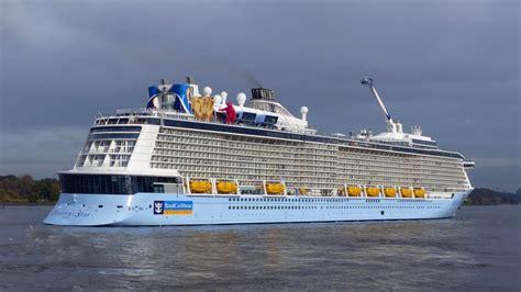Aidaprima Passagierzahl by Quot Quantum Of The Seas Quot 23 10 2014 Hamburg