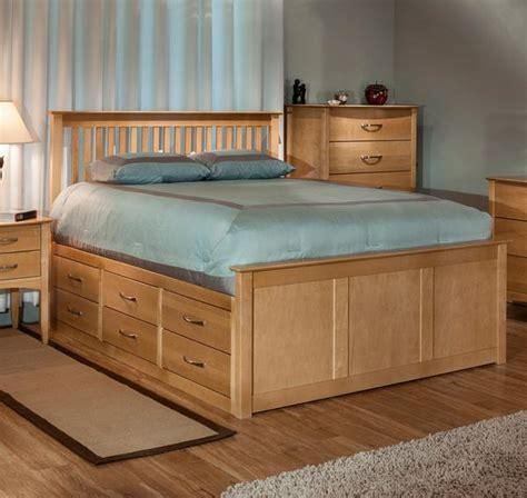 queen storage bed cardis furniture mattresses
