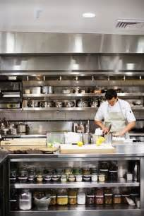 cooks dream realized    kitchen  meadowood