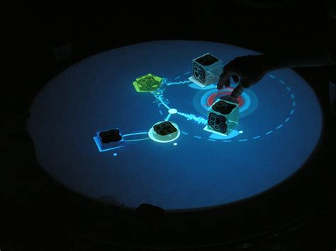tangible interactions and social computing touch me
