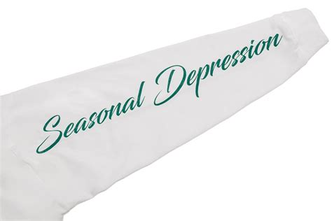 l for winter depression seasonal depression l s tee white ignored prayers
