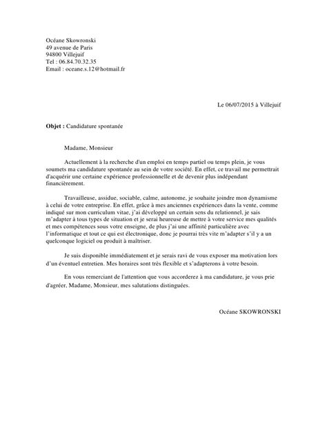Lettre De Motivation Grande Banque Rtf Lettre De Motivation Simple