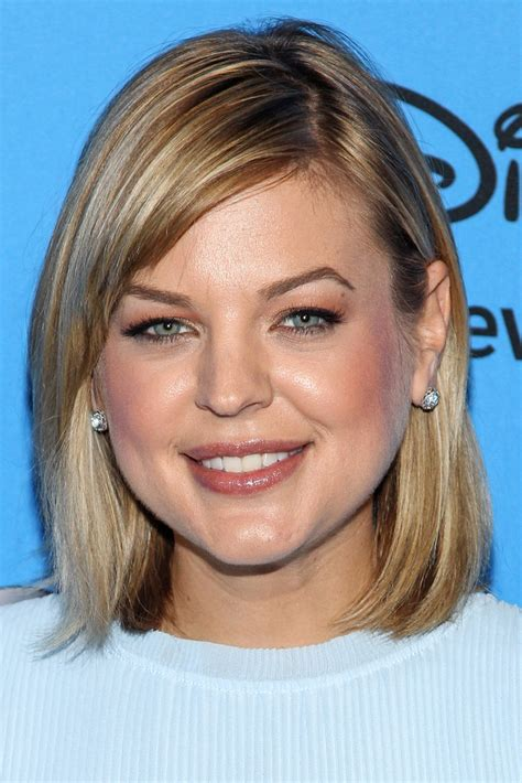 kirsten storms picture of new hair color and style kristen storms medium straight cut with bangs medium