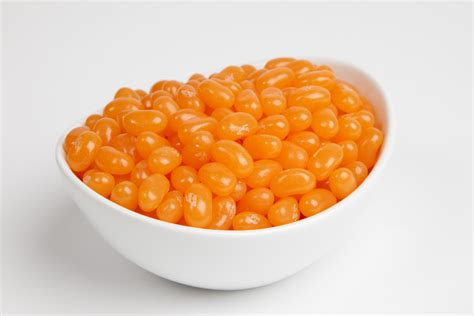Jelly Bag Orange cantaloupe jelly belly 5 pound bag orange