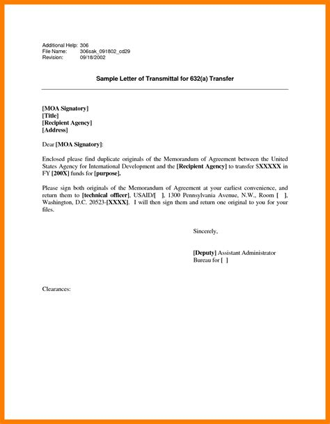 Transmittal Letter Accounting 11 transmittal letter pdf xavierax