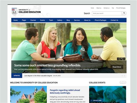 wordpress themes free university 40 best education wordpress themes 2018 athemes