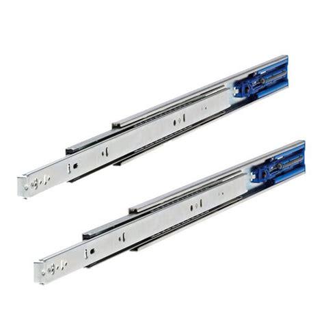 measuring for side mount drawer slides accuride 3832ec soft close slide 22 inch easy close 3832