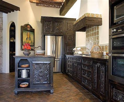 Spanish Style Kitchen Cabinets by Spanish Kitchen Design Spanish Style Kitchen Spanish