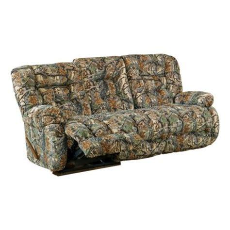 camo reclining sofa cabela s kipling camouflage motion reclining sofa cabela