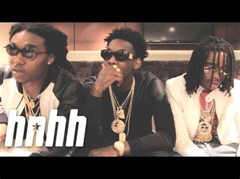 migos offset fade haircut migos 4 20 interview after dropping quot streets on lock 3