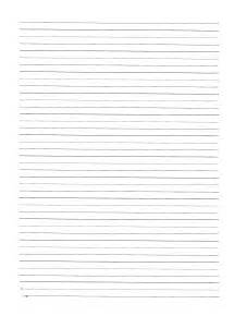 Lined Paper For Writing Practice Paper For Writing Practice Handwriting Worksheets Free