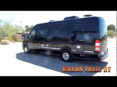 New 2014 Airstream Interstate 3500 Class B Luxury Motorhome RV   Holiday World of Houston