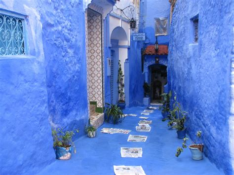 morocco blue city chefchaouen the blue city morocco travel