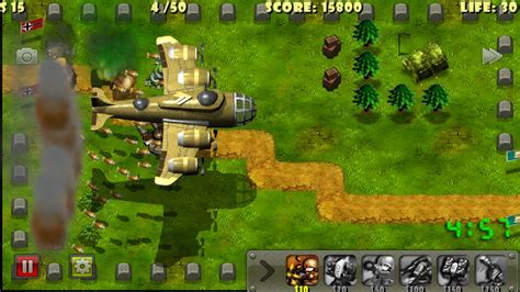 download game android little commander mod little commander wwii td games for android free