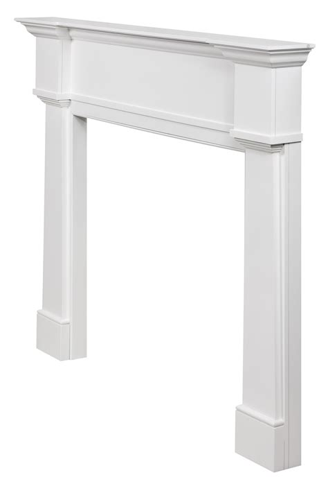 Mantel Shelf Height by Pearl Mantels Richmond Mantel
