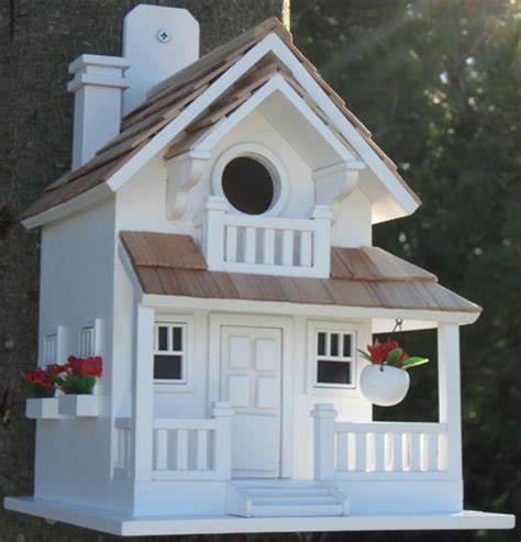buy backyard cottage decorative bird house