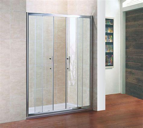 1500 shower door crown 1500mm sliding shower door