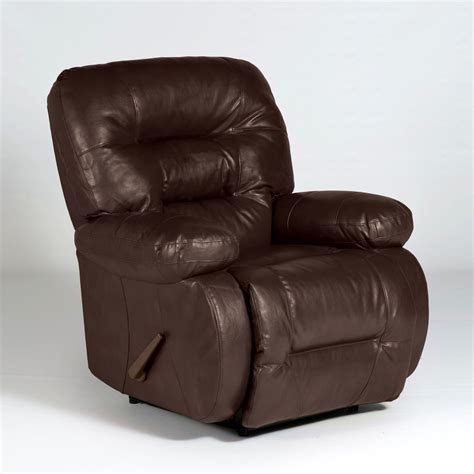 sears leather recliners best home furnishings bradley rocker recliner