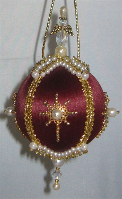 beaded christmas ornament kit star of wonder ebay