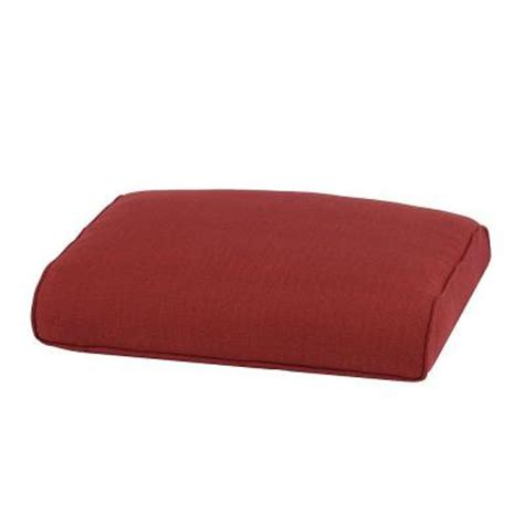 outdoor ottoman cushion replacement martha stewart living cedar island replacement outdoor
