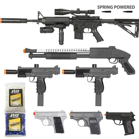 Airsoft Gun Rifle best airsoft guns 2018 the definitive buying guide with reviews