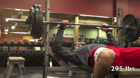 wendler bench press wendler 531 bench press and commentary c3w1 youtube