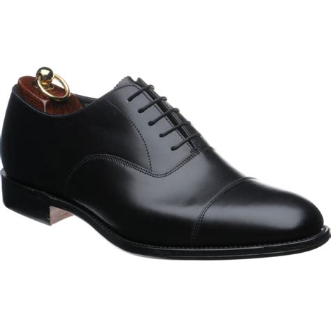 oxford shoes black herring shoes herring classic knightsbridge oxford