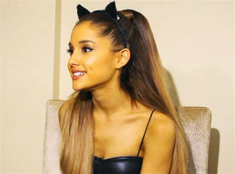 ariana grande biography summary jennette mccurdy on ariana grande feud we butted heads