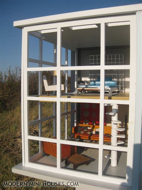 dollhouse p miniature modern on modern dollhouse