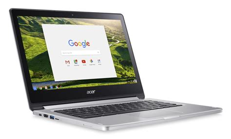 chromebook android the acer chromebook r13 is designed specifically to run android apps