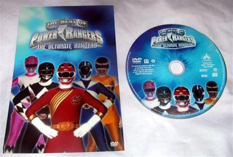 Best Photos Of Power power ranger dvds
