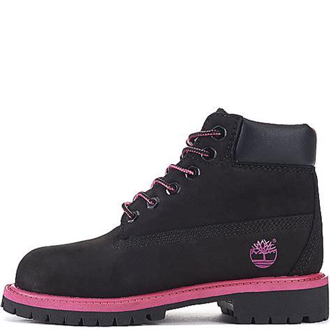 junior 6 inch premium waterproof boot black shiekh shoes