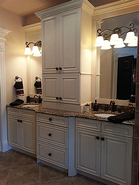 Bathroom Cabinets And Vanities Bathroom Vanity Houston Home Design Ideas